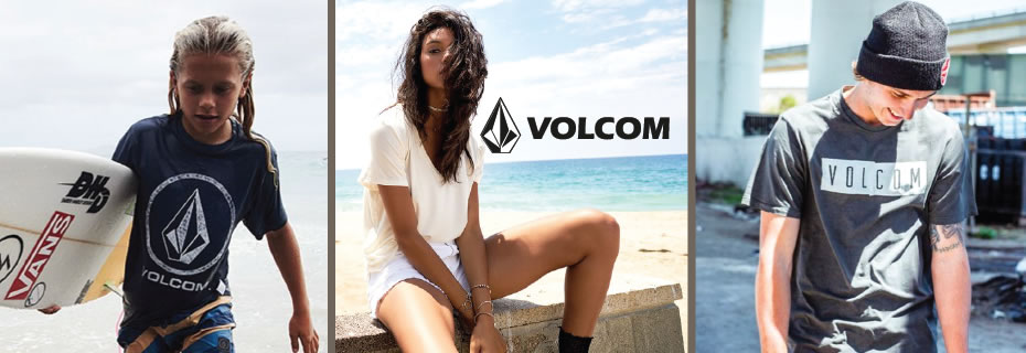 Volcom / Three young people